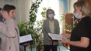Рабочий визит Министра социальной защиты Алтайского края